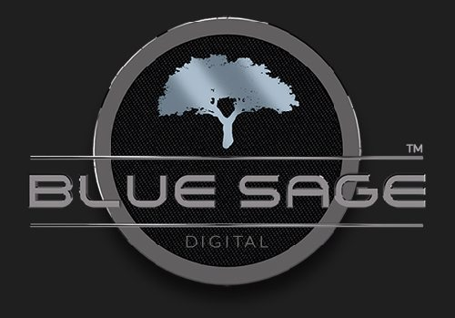 Blue Sage Digital Logo